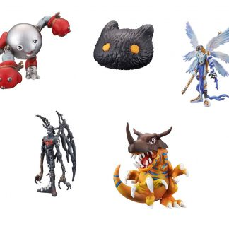Digimon Mascot Collect Ver. 3 (5pcs) Gachapon