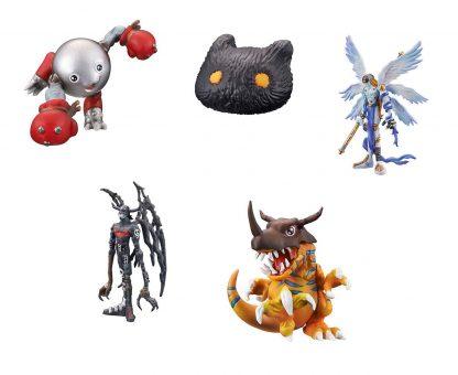 Digimon Mascot Collect Ver. 3 (5pcs) Gachapon