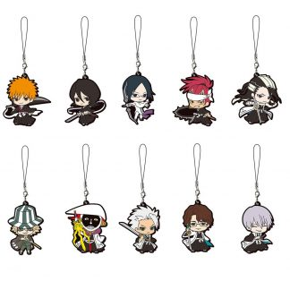 Bleach Rubber Keychains 2018 (10pc)