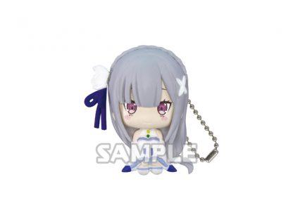 Gacha - Re:Zero Keychain 02 Emelia