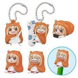 Gacha - Umaru-chan Mascot Figure (Random)