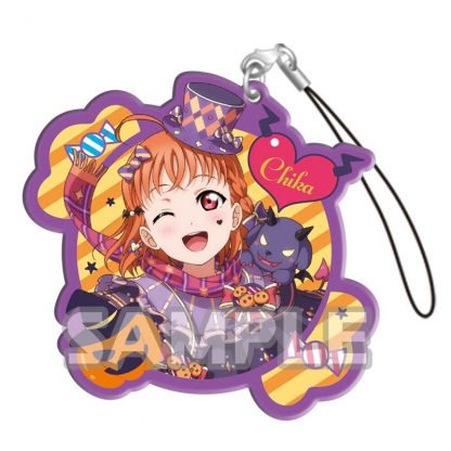 Gacha - Love Live Halloween 01 - Acrylic Dangler