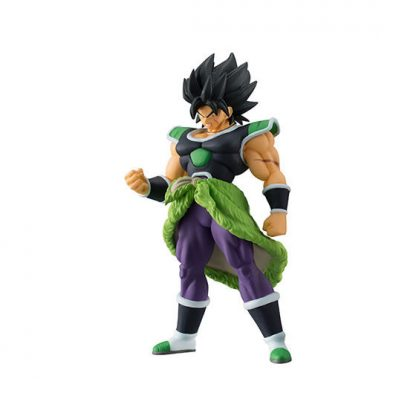 Dragon Ball Super Broly Movie Broly Figure Gachapon