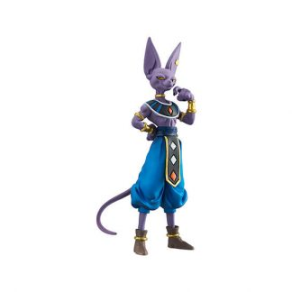 Dragon Ball Super Broly Movie Beerus Figure Gachapon