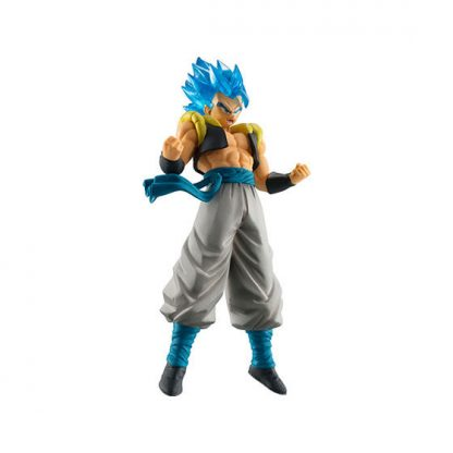 Dragon Ball Super Broly Movie SSJ Blue Gojeta Figure Gachapon