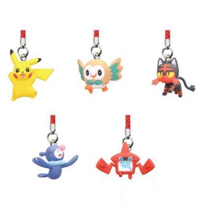 Pokemon Sun & Moon - Pikachu, Starters, Pokedex (Random)