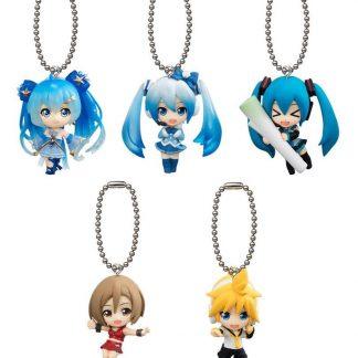 Gacha - Vocaloid Miku Keychains (Random)