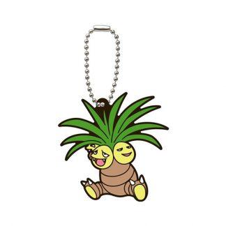 Gacha Pokemon Rubber Keychain Eggscutor