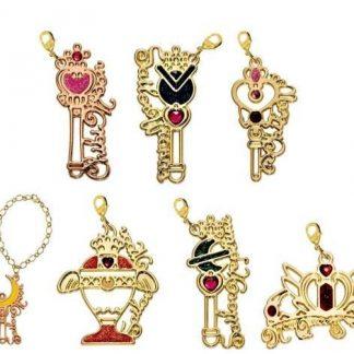 Gacha - Sailor Moon Metal Charms