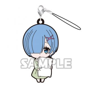 Re:Zero Rubber Dangler Type 4 Rem