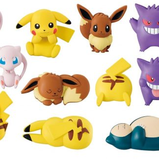 Gacha - 5pc Pokemon Clips (Randomly Packed)