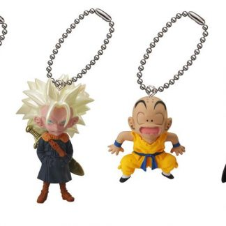Gacha - Dragon Ball Super UDM 01 Keychain (Random)