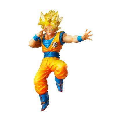 Dragon ball Battle 04 Figure 1 Goku SSJ