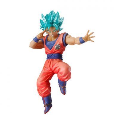 Dragon ball Battle 04 Figure 2 Goku Blue