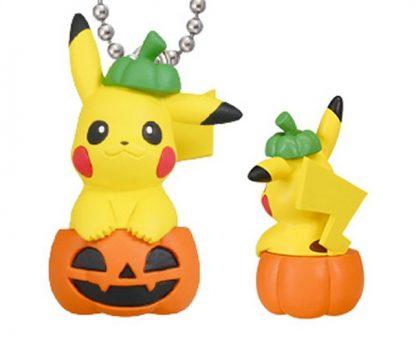 Gacha - Pokemon Halloween 2 Pikachu Keychain