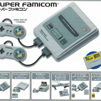 Gachapon - Nintendo History Collection - Snes