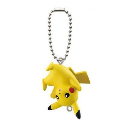 Pokemon Pinched Clips Pikachu Gachapon