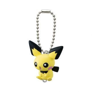 Pokemon Pinched Clips Pichu Gachapon