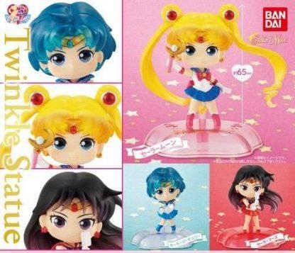 Twinkle Statue - Sailor Mercury - Sailor Moon (Gacha)