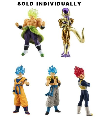 DragonBall Super Broly Movie: SSJG Gogeta (HG 01) (Gacha)