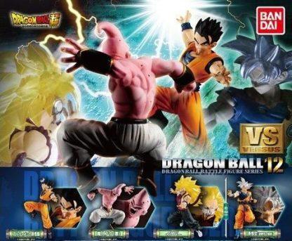 Dragaon Ball Super VS 12 SSJ Cumber (Gacha)