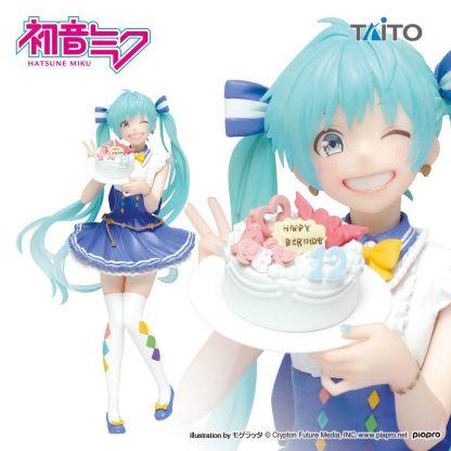 TAITO Hatsune Miku Birthday Figure 2019 ver.