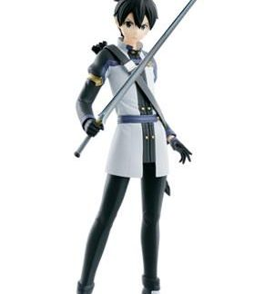 Banpresto Sword Art Online Movie - Kirito 2 Types