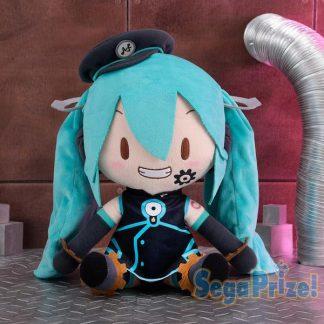 SEGA - Black Gears - Hatsune Miku Plush