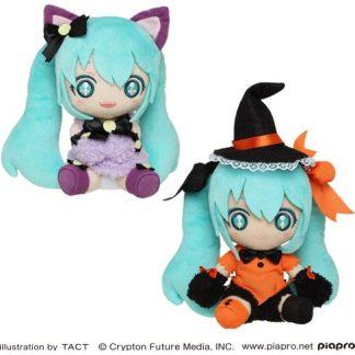 TAITO - Hatsune Miku 2017 Halloween Plush