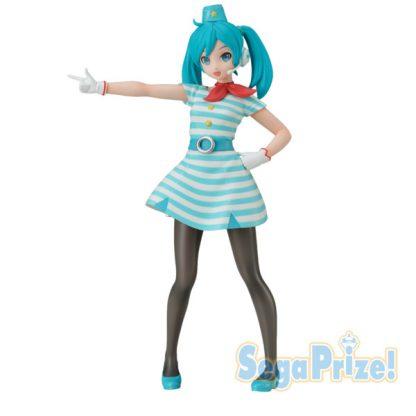 SEGA - Hostess Uniform Hatsune Miku SPM