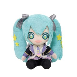 TAITO - Hatsune Miku 10th Anniversary Plushes 2 Types