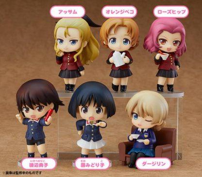 Girls Und Panzer 03 Nendoroid Petite
