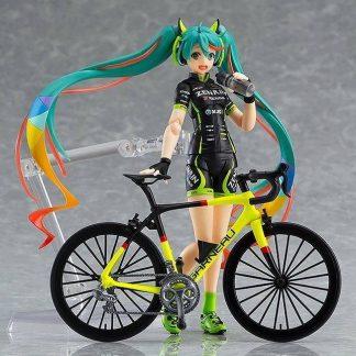 Figma Hatsune Miku Gt Project Racing Miku 2016: Teamukyo