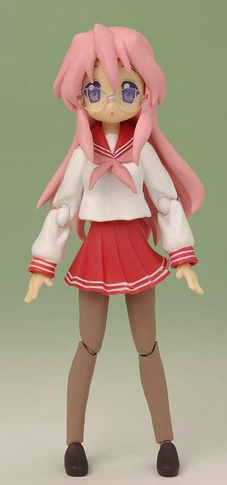 figma - Miyuki Takara Winter School Uniform ver. - TV Anime Lucky Star