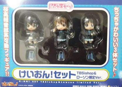 Nendoroid Petite K-On Set TBSishop & Lawson Limited Ver.
