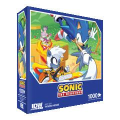 Sonic The Hedgehog - Too Slow! Puzzle (1000 pc)