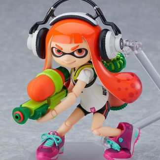 Splatoon Girl Figma DX Edition