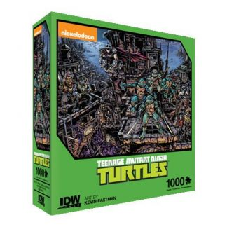 Teenage Mutant Ninja Turtles Universe Puzzle (1000 pc)