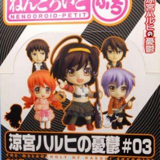 Nendoroid Petite Haruhi Suzumiya #03