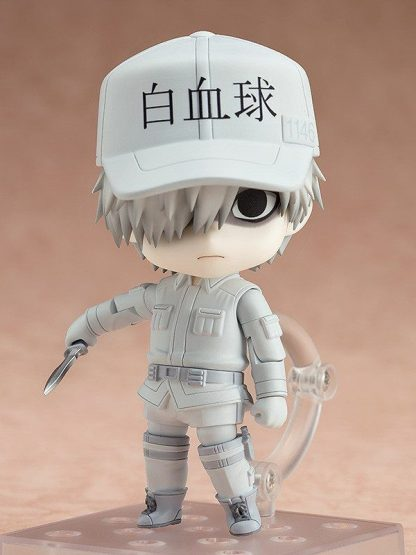 Cells At Work! White Blood Cell Nendoroid