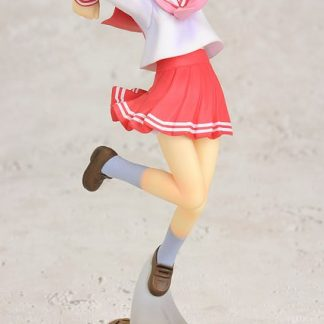 Lucky Star - Misao Kusakabe School Uniform Ver