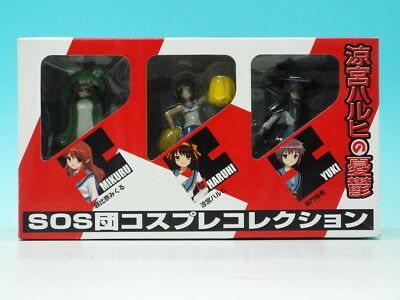 The Melancholy of Haruhi Suzumiya - SOS Brigade Cosplay Collection