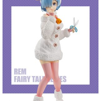 FURYU - Re:Zero Rem SSS Wolf and Seven Little Goats