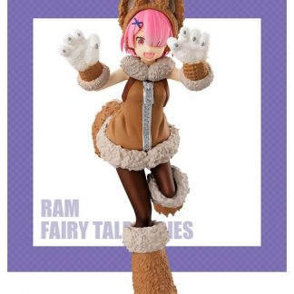 FURYU - Re:Zero Ram SSS Wolf and Seven Little Goats