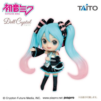TAITO Vocaloid: Hatsune Miku - Doll Crystal Figure