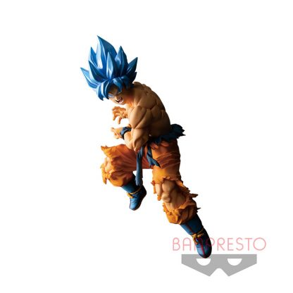 Tag Fighters Super Saiyan Blue Goku (Kamehameha)