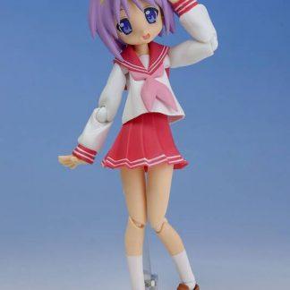 TV Anime Lucky Star: Tsukasa Hiiragi Winter Uniform ver figma
