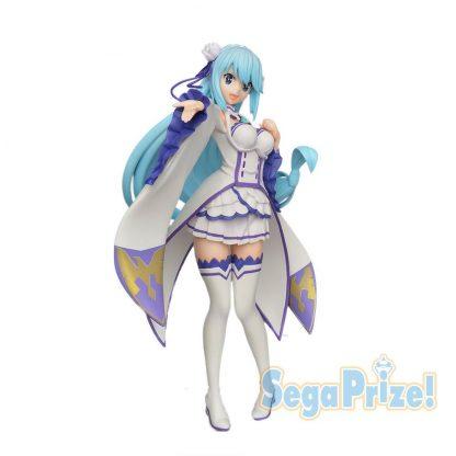 KonoSuba - Aqua Emilia Ver - Limited Premium Figure