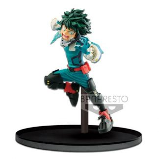 Deku - The Movie Heroes: Rising Vs Villain Figure