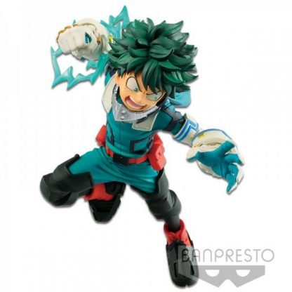 Deku - The Movie Heroes: Rising Vs Villain Figure